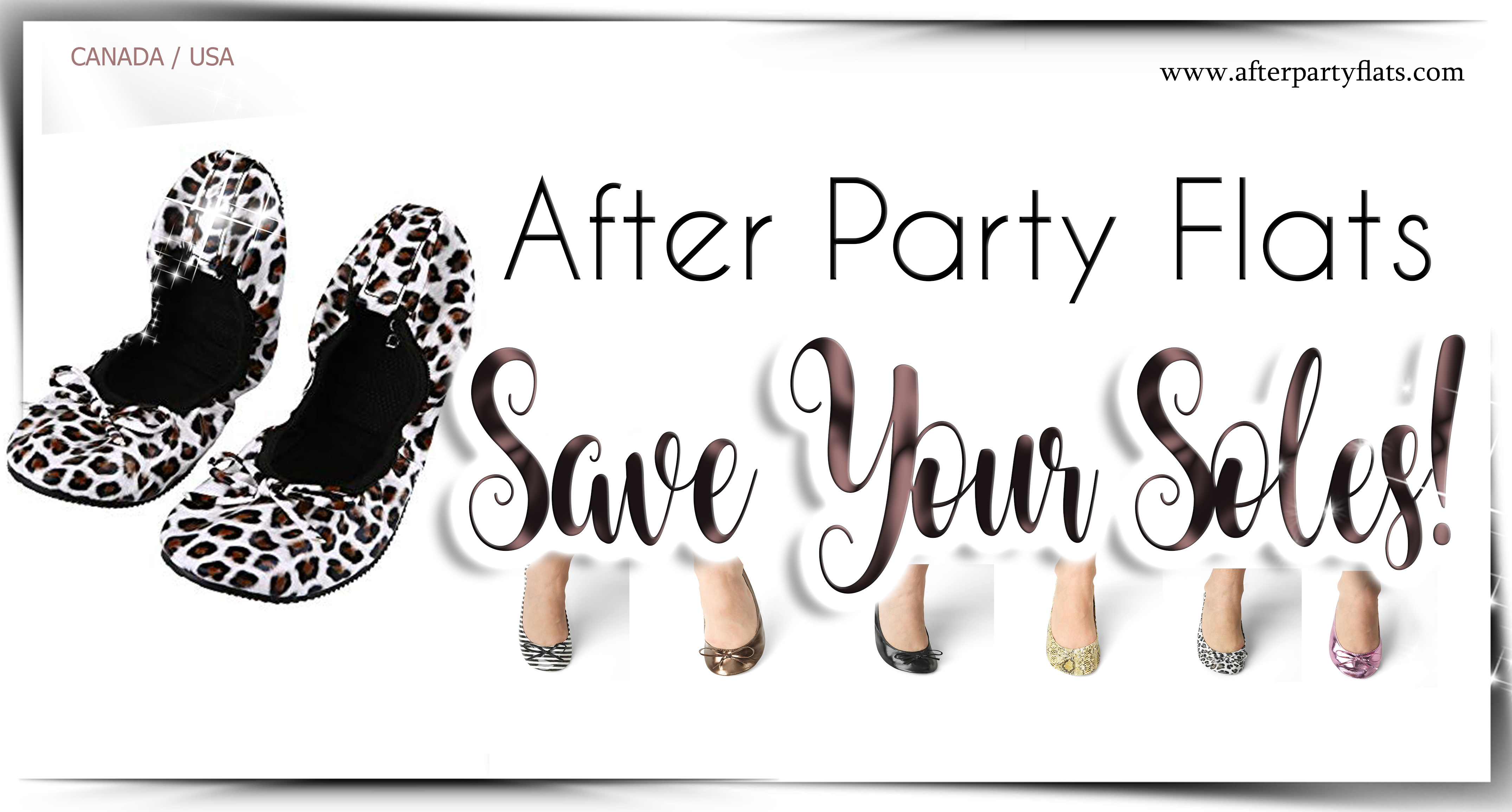 AFTER PARTY FLATS FB COVER PLAIN SHOES 1A
