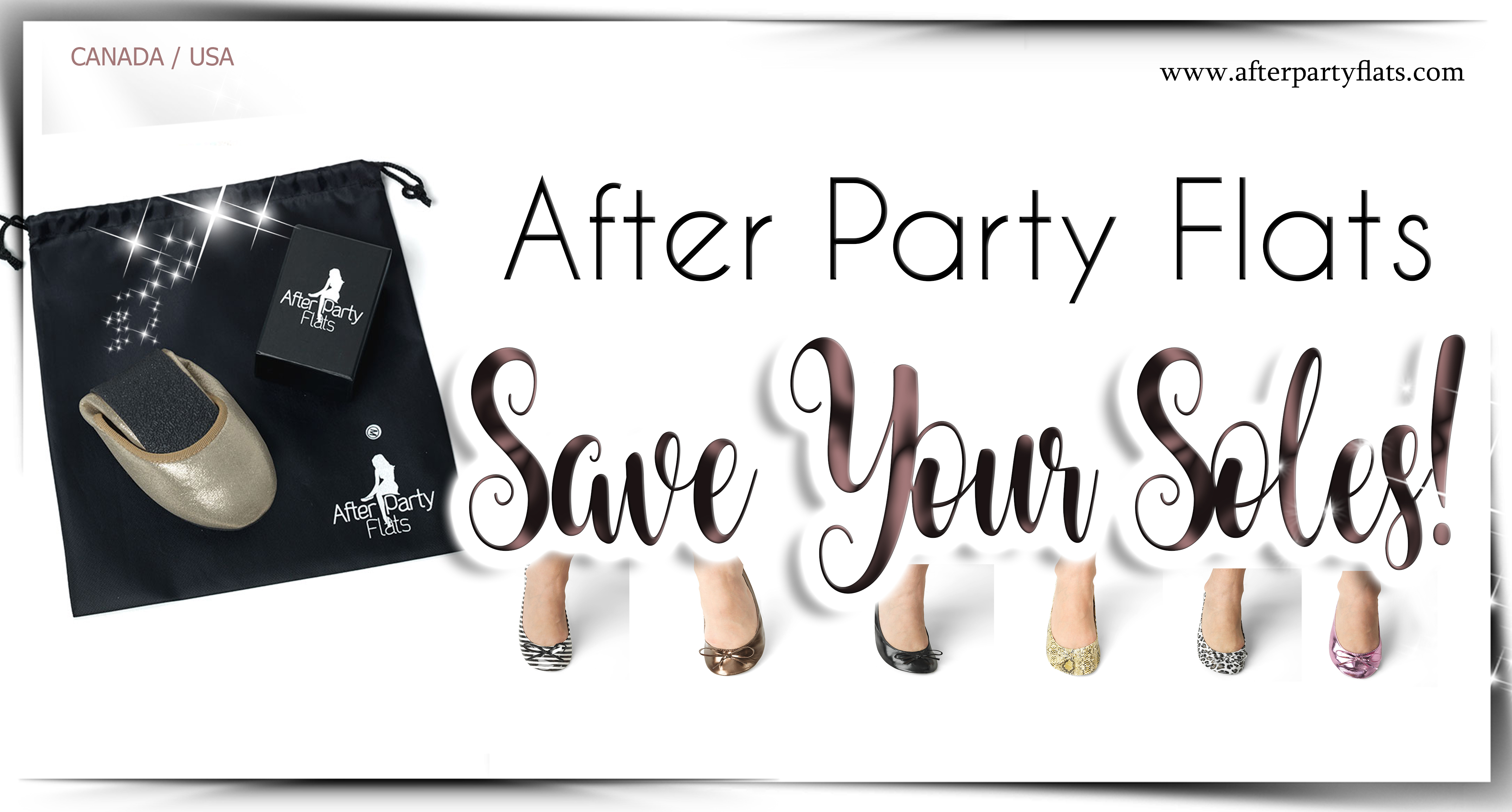 AFTER PARTY FLATS FB COVER PLAIN SHOES 2
