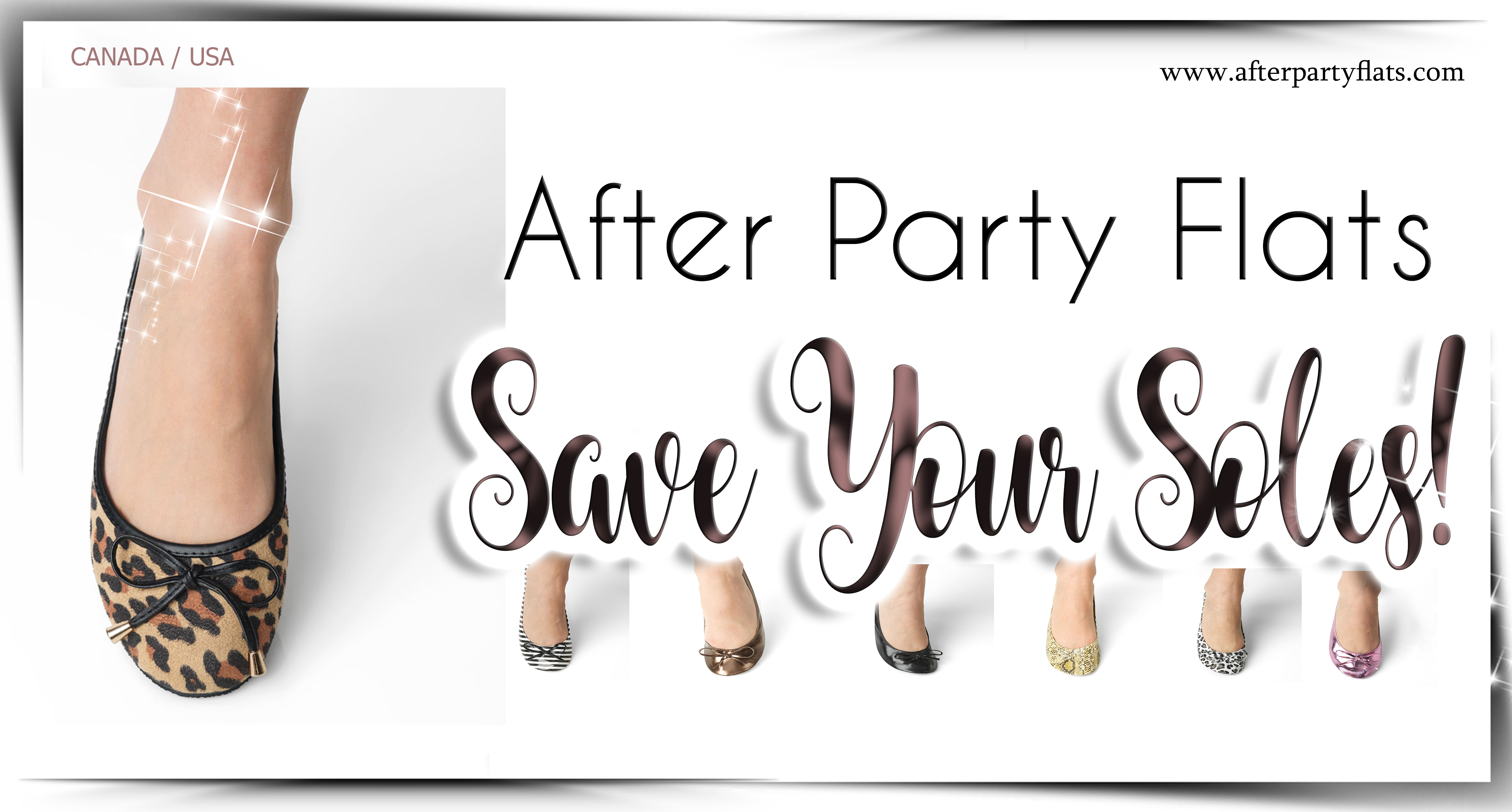 AFTER PARTY FLATS FB COVER PLAIN SHOES 3