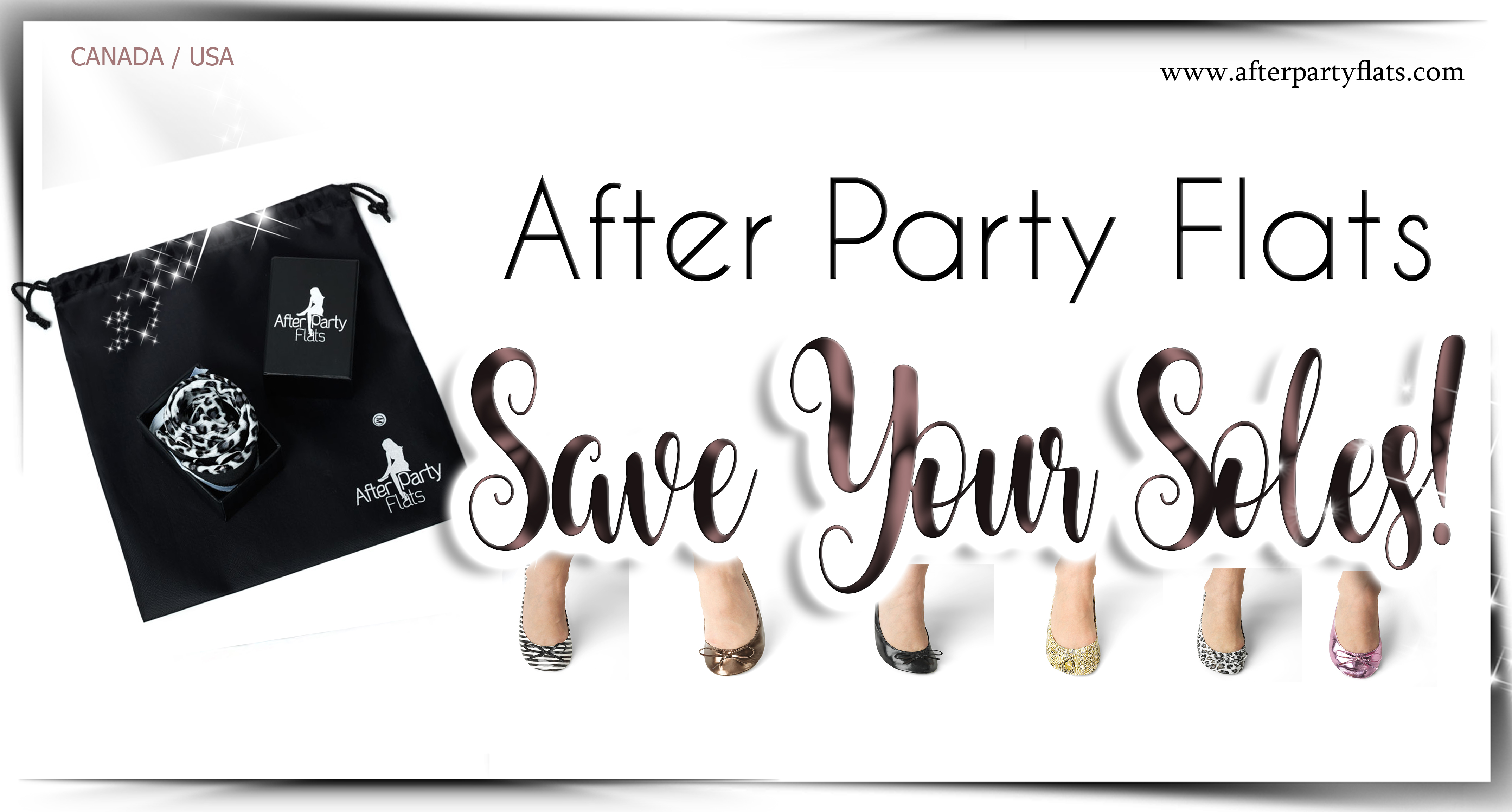 AFTER PARTY FLATS FB COVER PLAIN SHOES 5