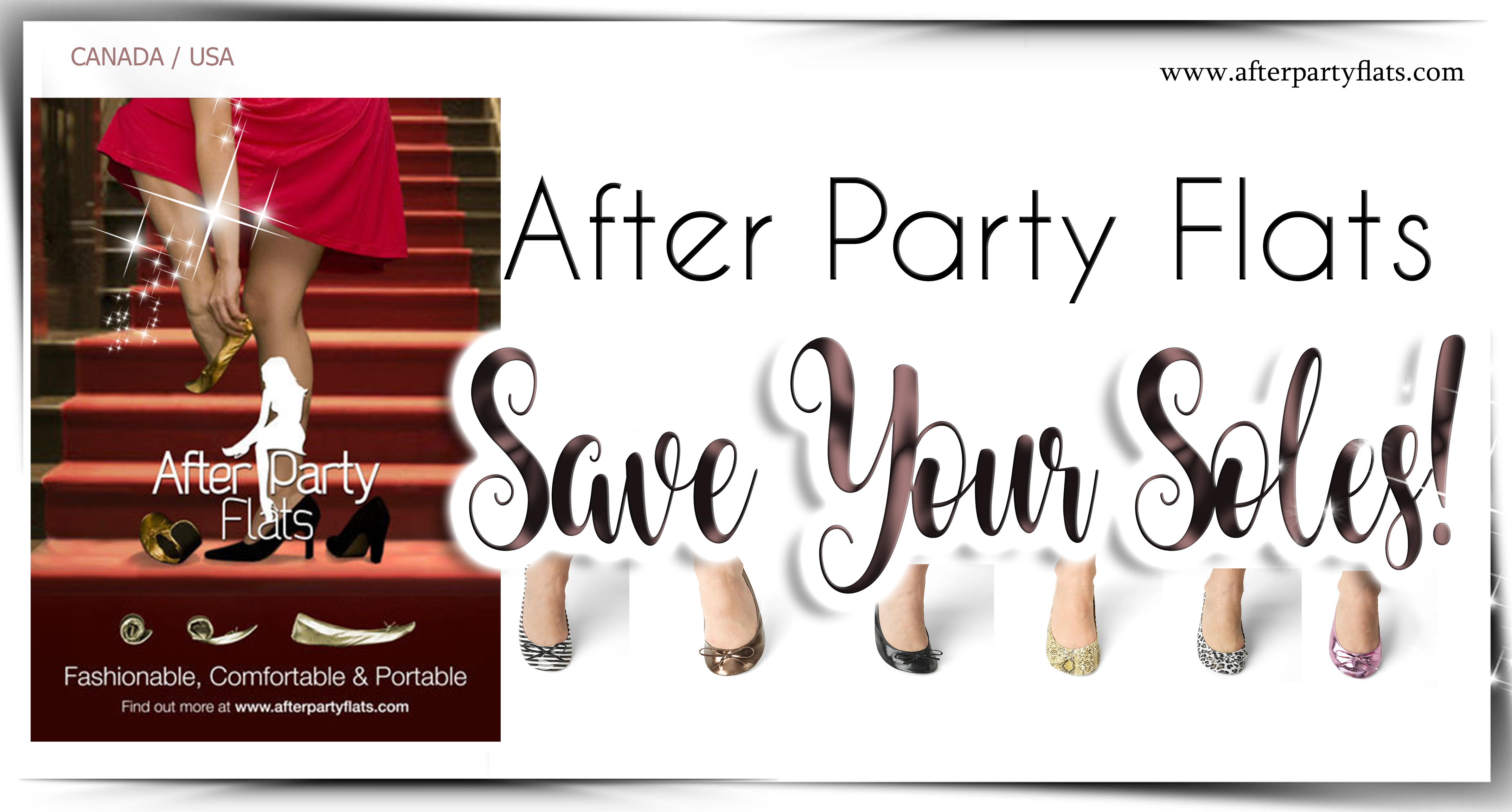AFTER PARTY FLATS FB COVER PLAIN SHOES 6
