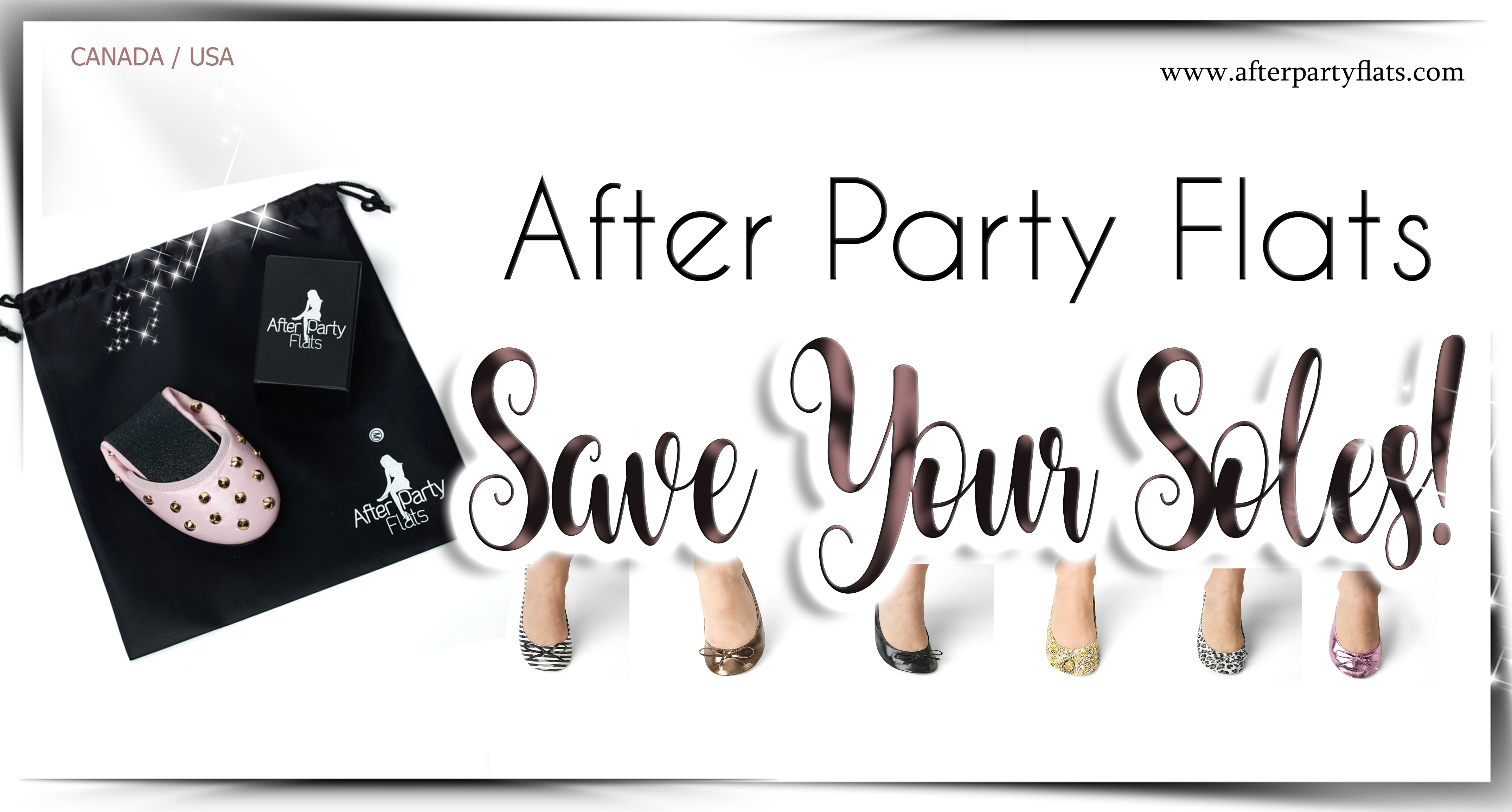 AFTER PARTY FLATS FB COVER PLAIN SHOES 7