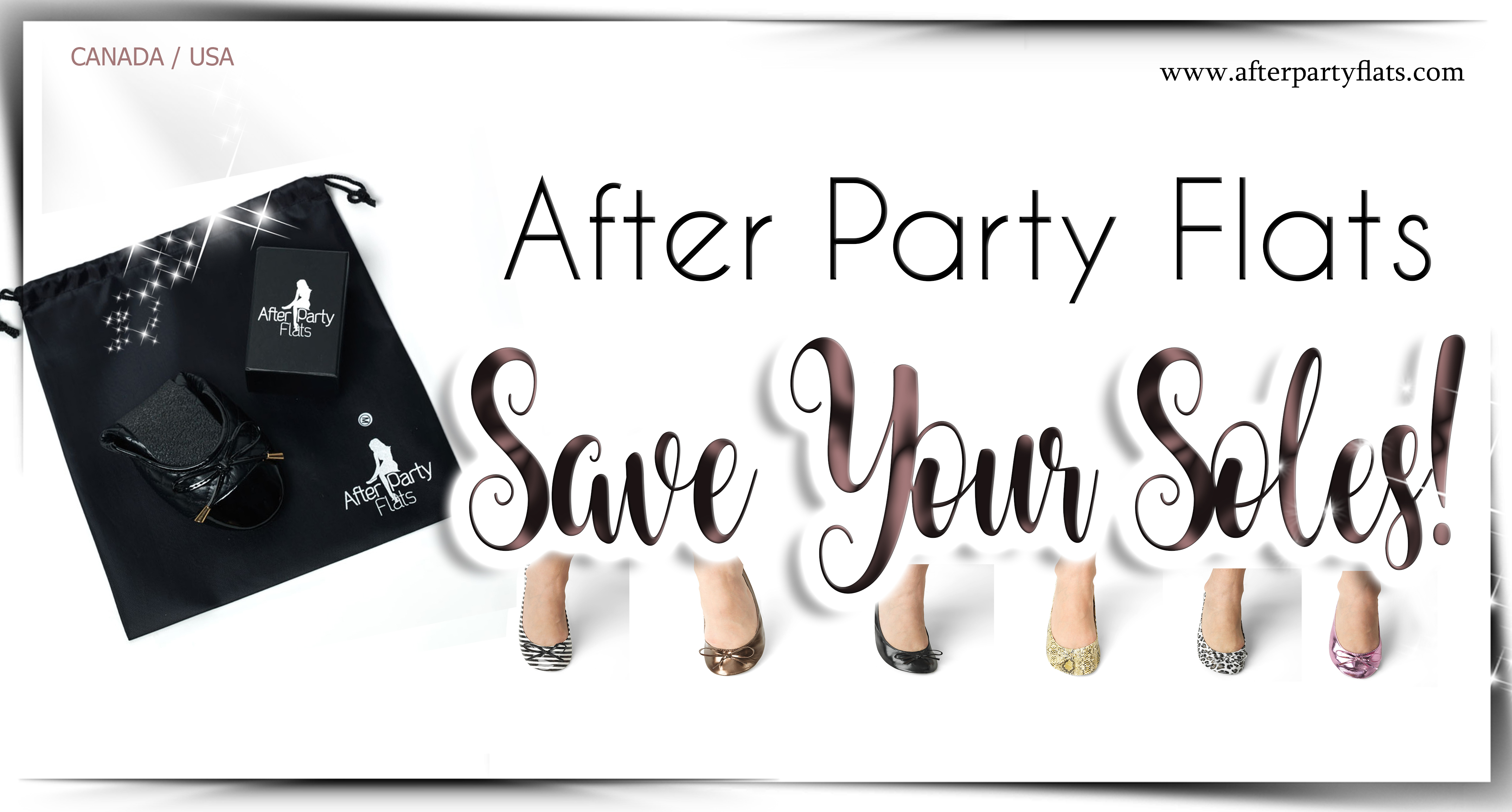 AFTER PARTY FLATS FB COVER PLAIN SHOES 8