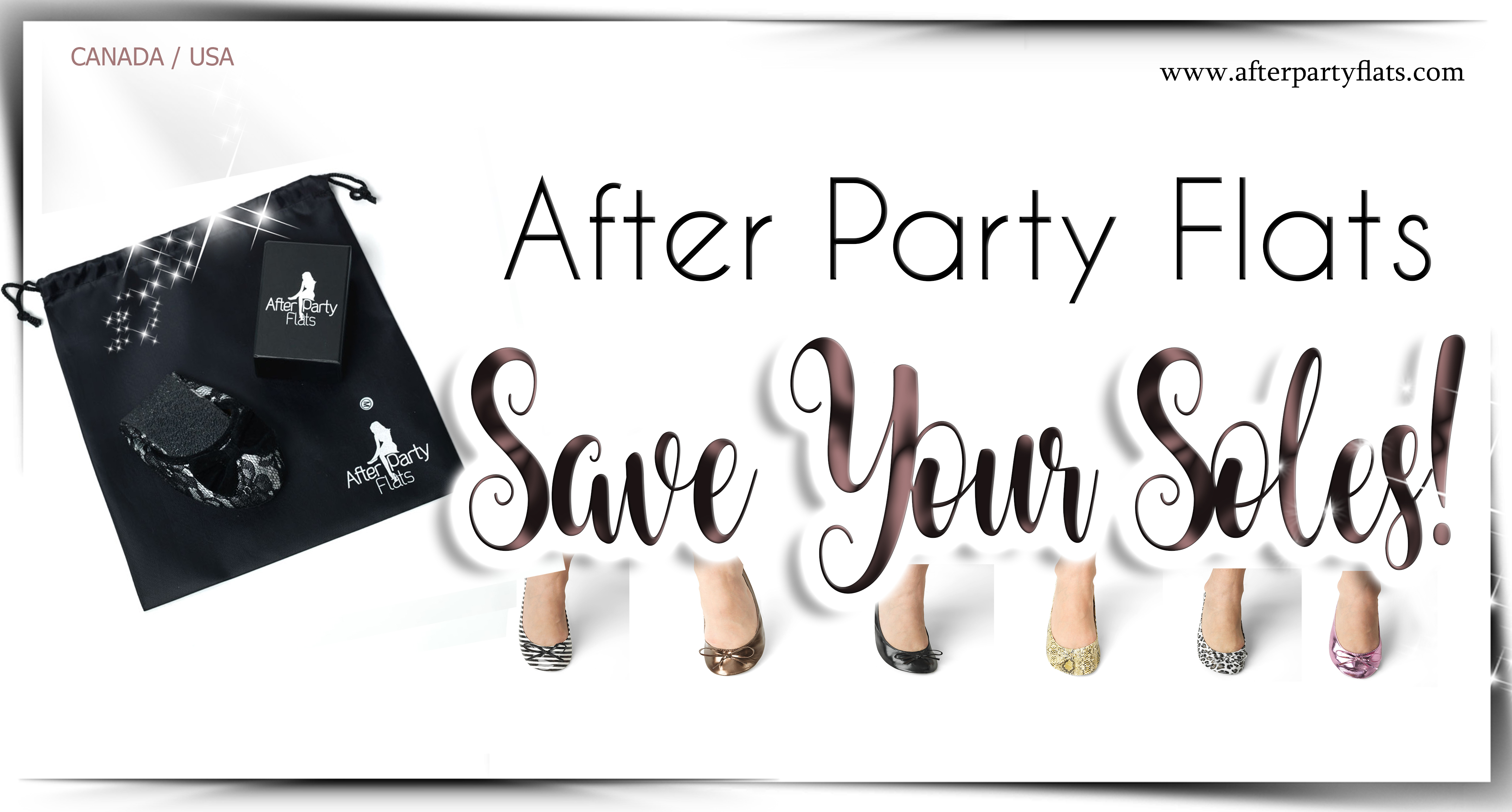 AFTER PARTY FLATS FB COVER PLAIN SHOES 9